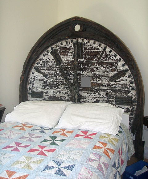 Clockface Headboard