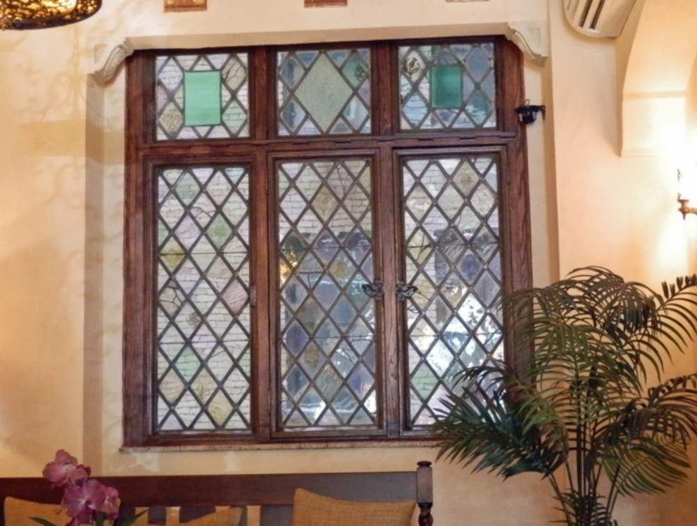 Michael Laudati lobby window