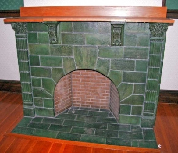 Beat The Cold In Style Beautiful Stone Mantels Olde Good Things
