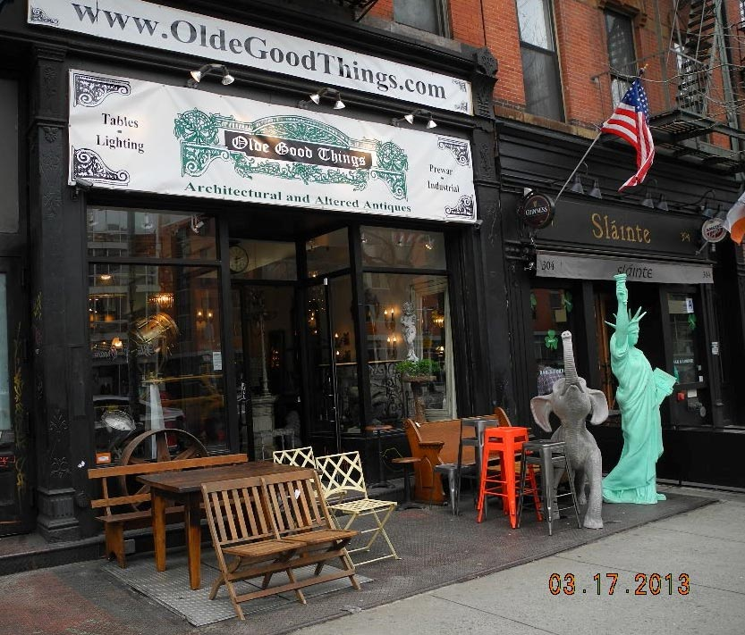 New OGT Bowery store