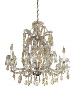 A Short But Sweet History of Chandeliers | Olde Good Things
