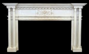 Click on the picture to see this mantel online