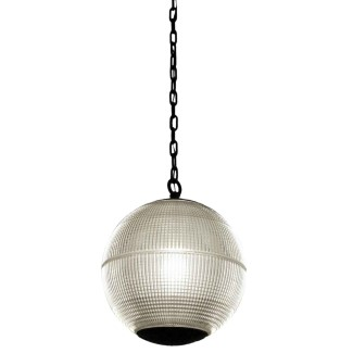 15BEL9157A-1970-paris-holophane-globe-streetlight-turned-pendant-light-down-lights