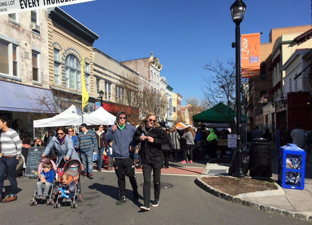Nyack Famous Street Fair, NY