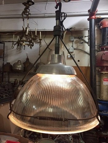 over a century of industrial holophane fixtures olde good things