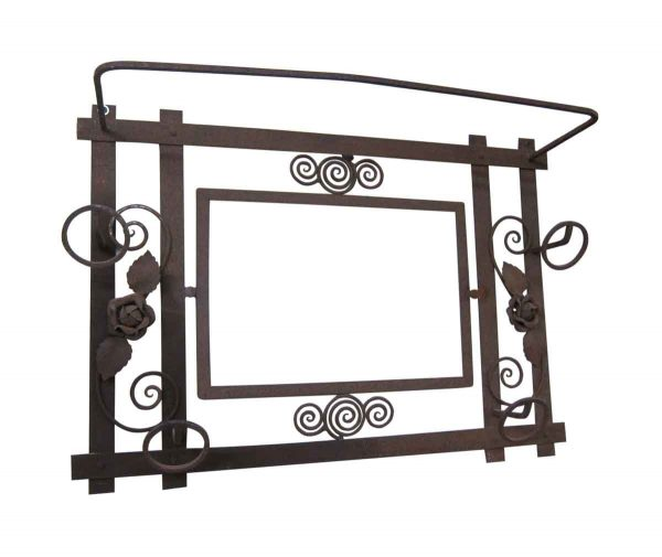 French Iron Rack