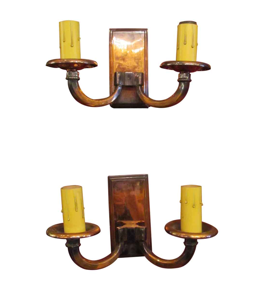 European Mid Century Wall Sconces Olde Good Things