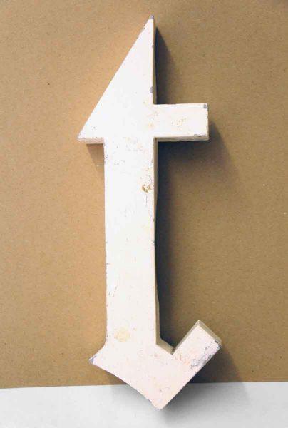 Aluminum Letter T