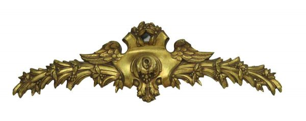 Decorative Gold Leaf Piece
