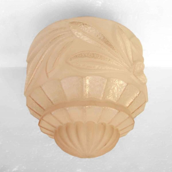 Pink Glass Antique Shade