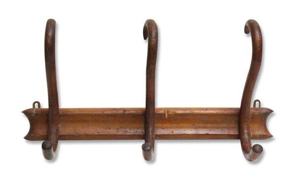 Metal Vintage Triple Coat Hanger