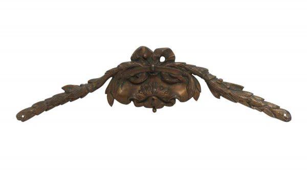 Bronze Ornate Applique