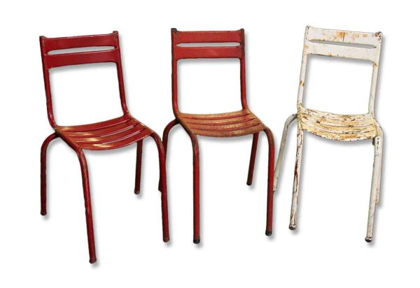 Standard Metal Chairs