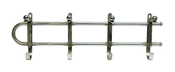 Streamline Mid Century Hook Rack