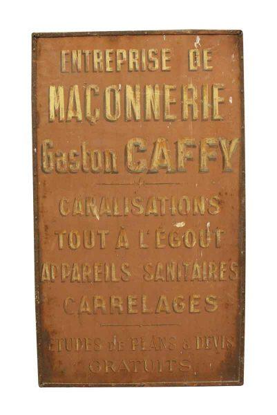 Rare 1935 French Advertisement