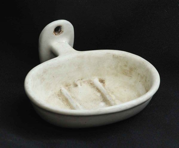 Vintage Round Soap Dish