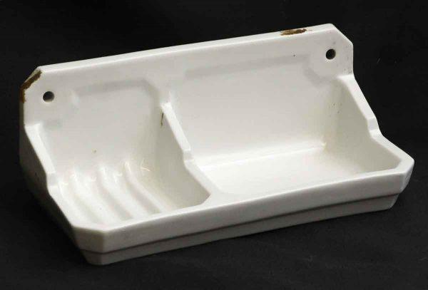 Vintage Double Soap Dish