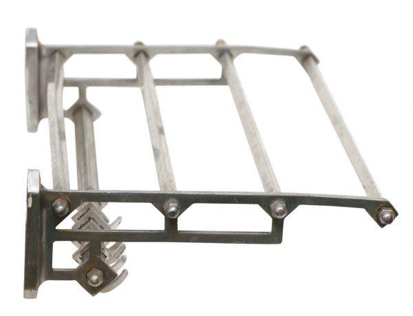 Vintage Aluminum Train Rack