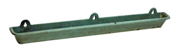 Teal Vintage Billiard Cue Holder