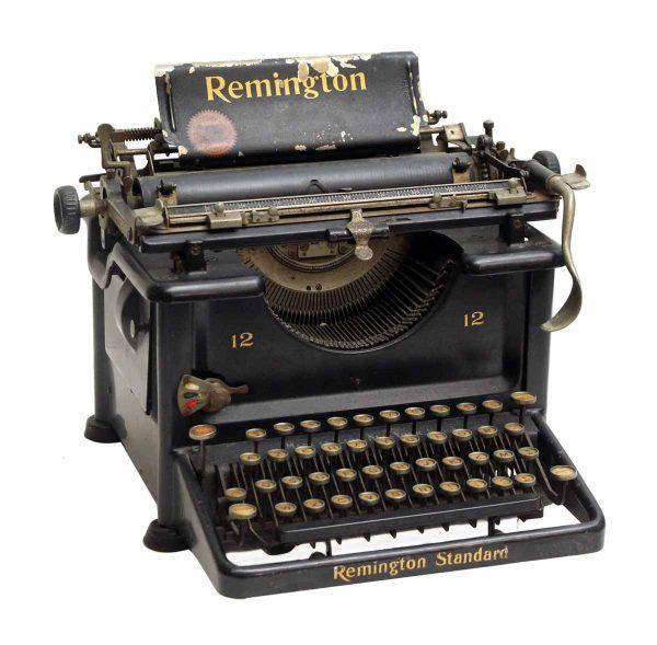Remington Standard Typewriting Machine
