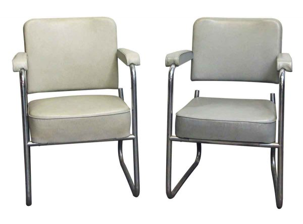 Strafor Vintage Office Arm Chairs