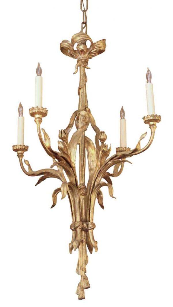 Ormolu Bronze Chandelier