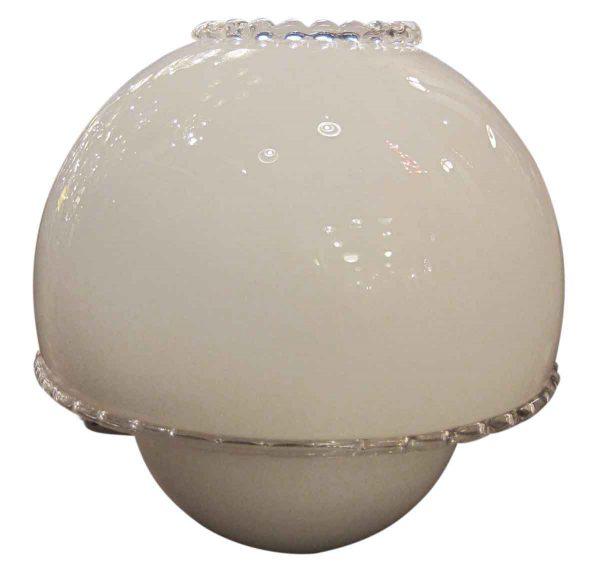 Murano Glass Globe Table Lamp