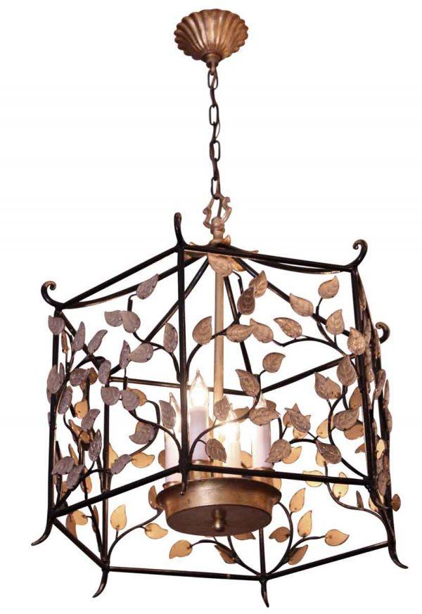 Hexagonal Goa Open Lantern