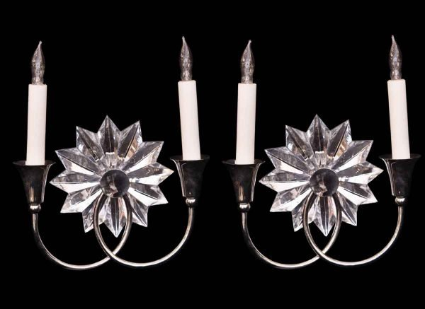 Pair of French Modern Sconces