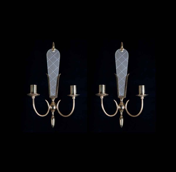 Pair of Venetian Style Sconces