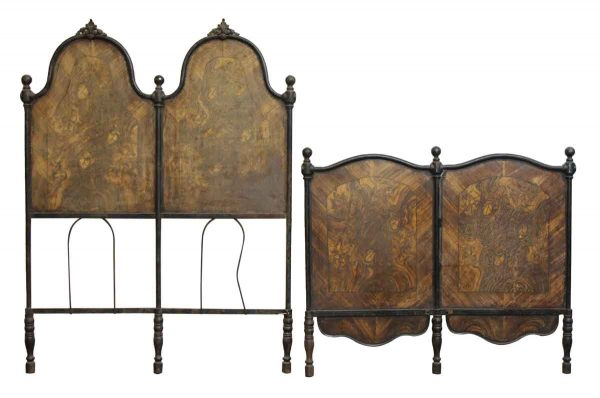 Victorian Twin Bed Frame