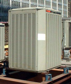 Trane Condenser Air Conditioning Unit