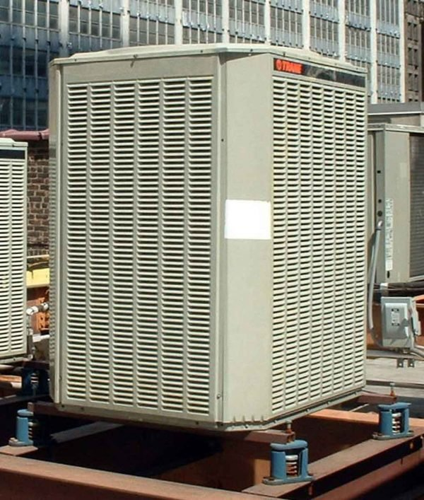 Trane Condenser Air Conditioning Unit