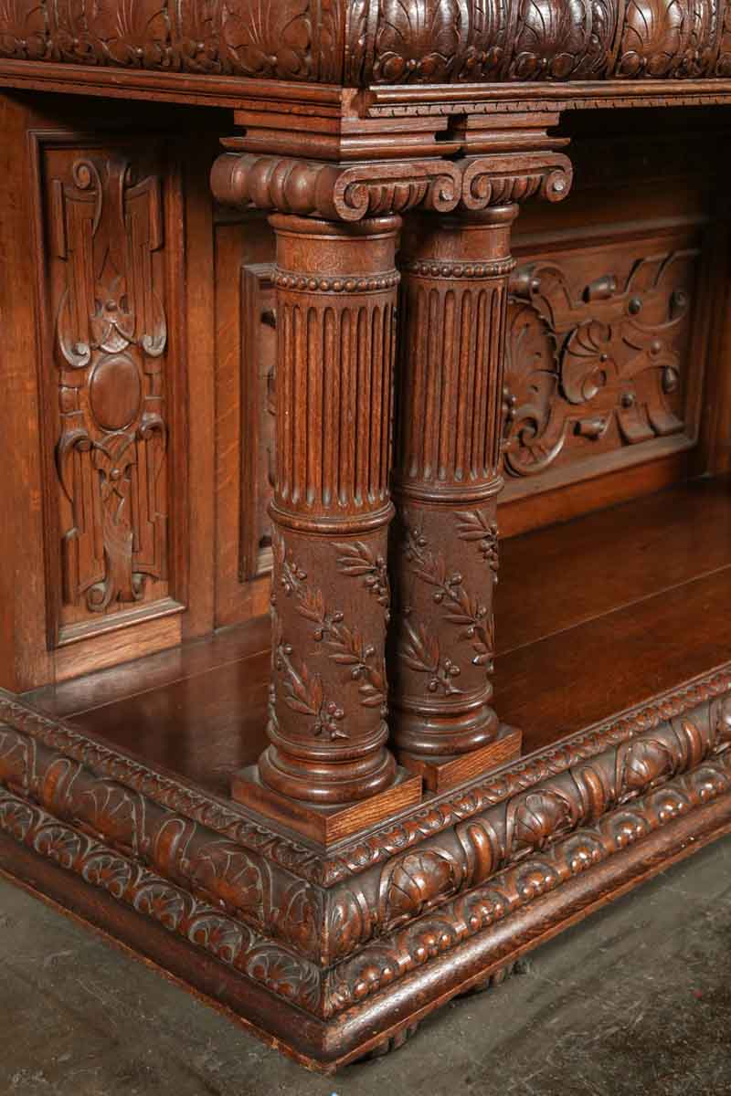 Italian Renaissance Carved Sideboard Olde Good Things