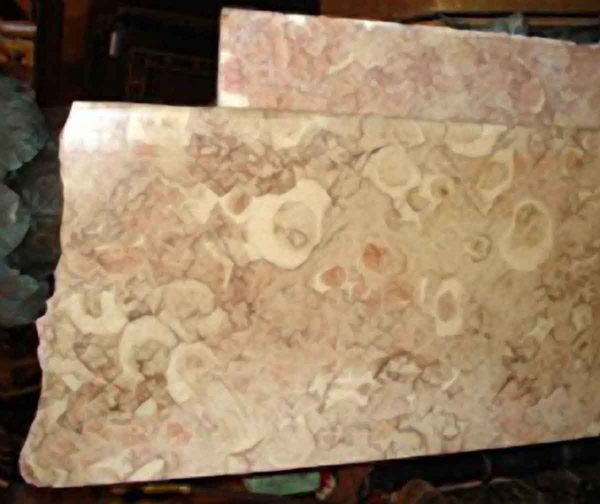 Antique Rose Marble Slabs