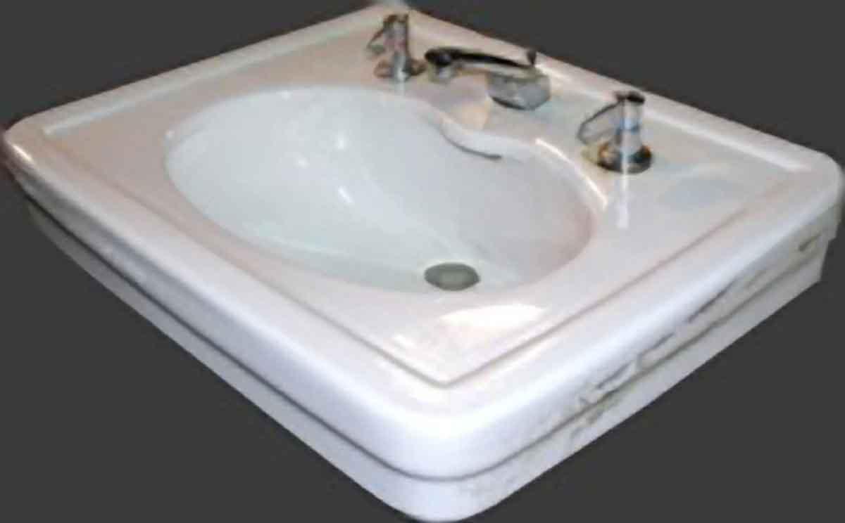 Home / Architectural / Bathroom / Porcelain Pedestal Sink Top