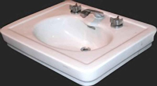 Porcelain Sink from 1920s