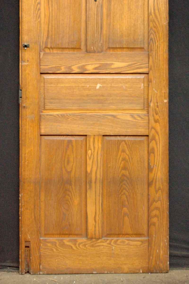 Tall Five Panel Chestnut Door Olde Good Things