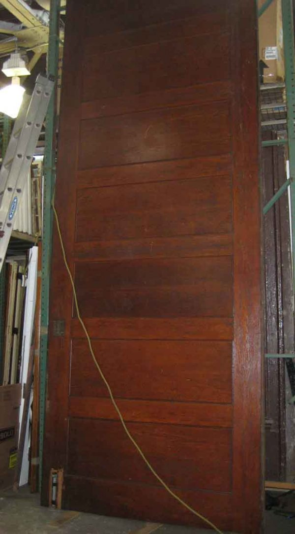 Monster Size Antique Oak Gymnasium Doors!