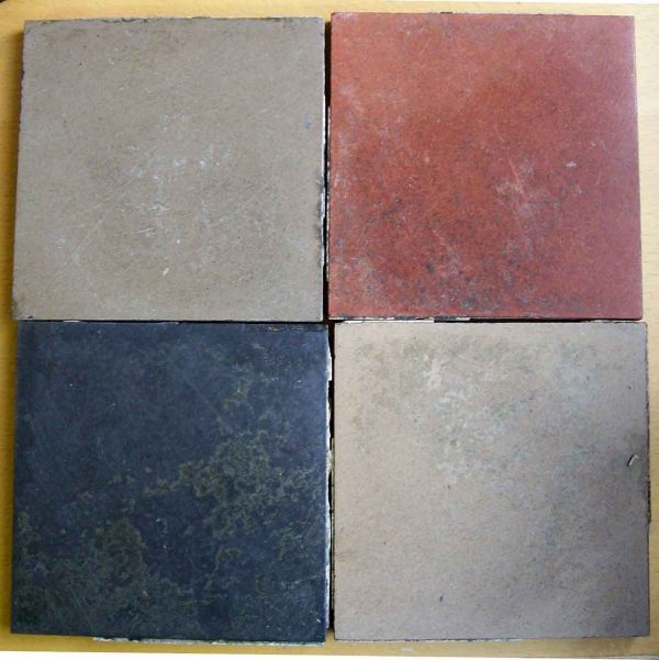 Minton Encaustic Floor Tiles