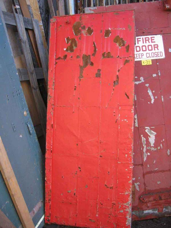 Industrial Metal Fire Doors