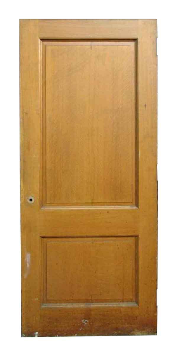 Interior Oak Veneer Door
