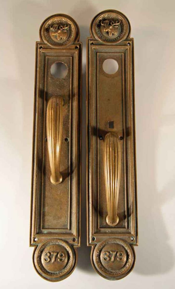 Elks Lodge Door Pulls