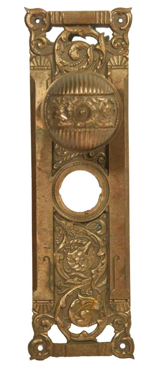 Columbian Decorative Doorknob Set