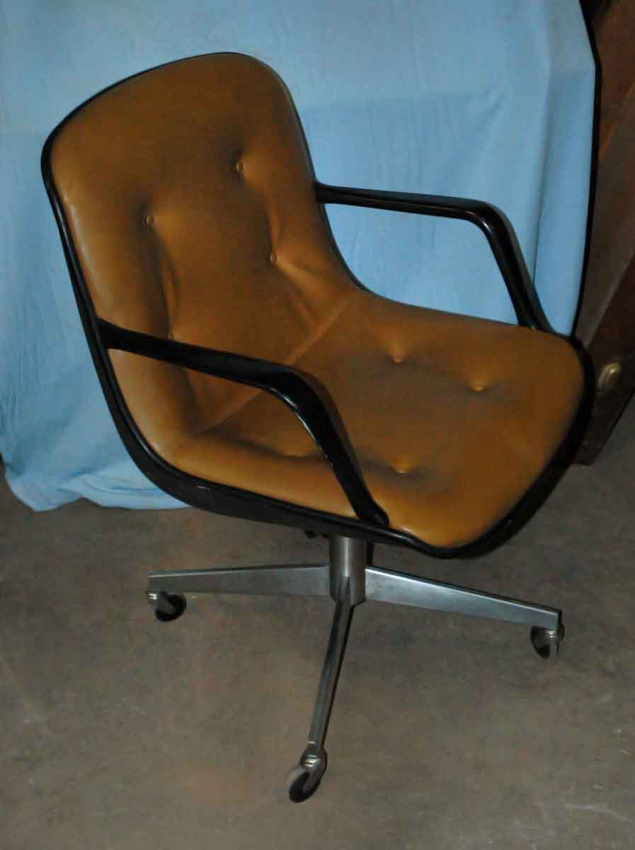 Mid Century Modern Steel Case Bucket Chairs & Mid Century Modern Steel Case Bucket Chairs | Olde Good Things