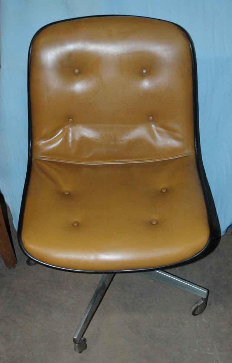 Mid Century Modern Steel Case Bucket Chairs | Olde Good Things