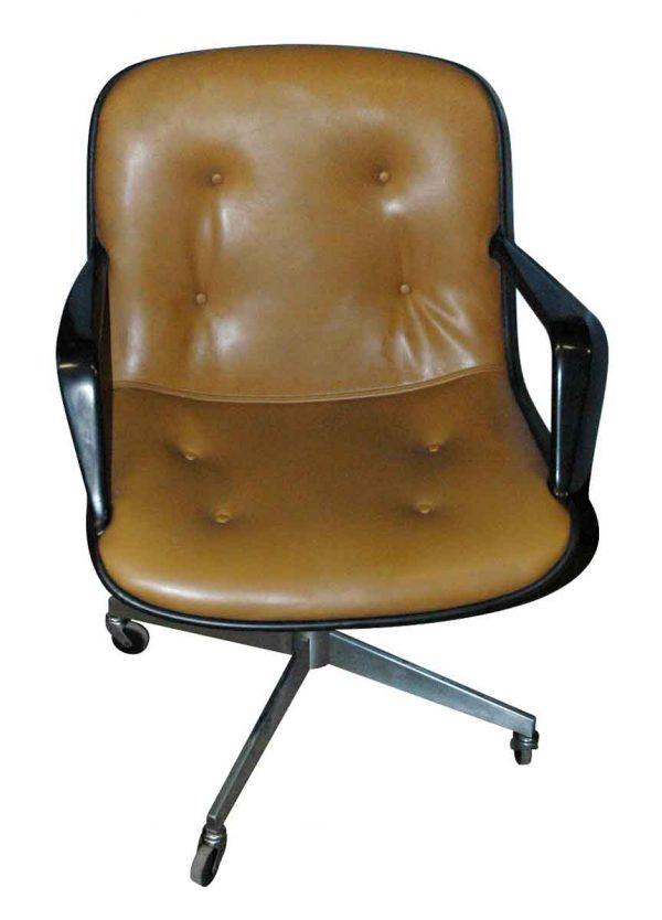 Mid Century Modern Steel Case Bucket Chairs