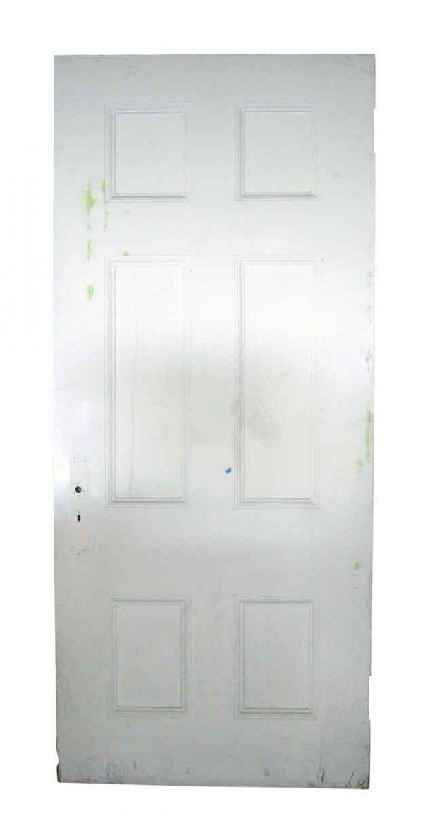 Six Panel Vintage Pine Door