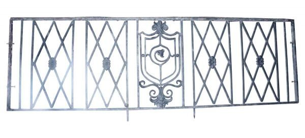 Cast Iron Console or Balcony