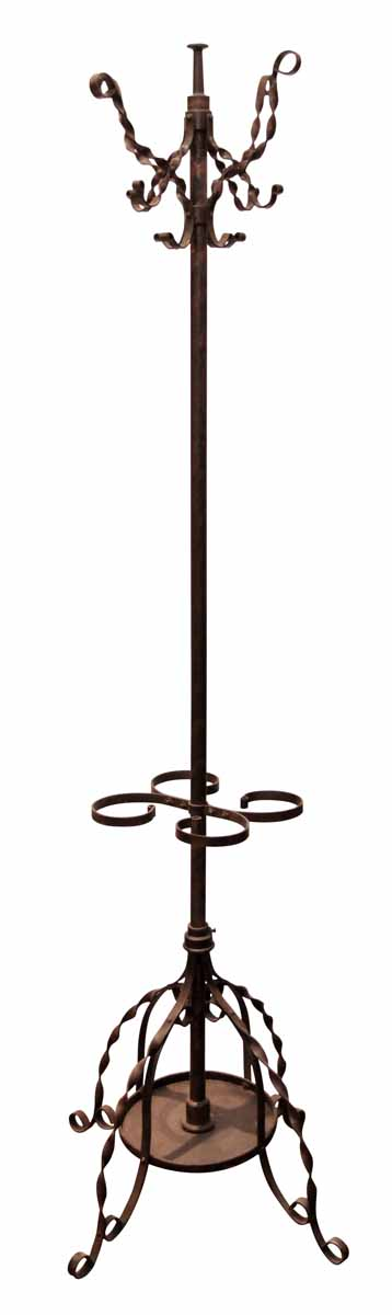 Wrought Iron Umbrella